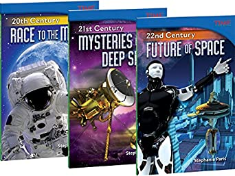 Mysteries of Space 3-Book Bundle (TIME FOR KIDS® Nonfiction Readers)