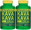 Kava Kava 250 mg Standardized Extract
