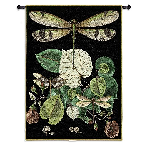 Fine Art Tapestries - Dragonfly home decor - dragonfly wall art