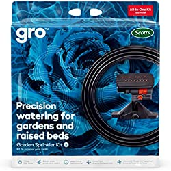 Scotts 72190 GRO Garden Sprinkler Kit,