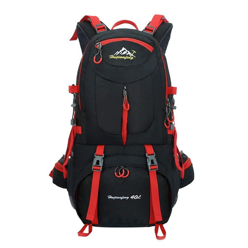 40/50 / 60Lアウトドア登山バックパック軽量防水自転車登山ハイキングリュックサック旅行スポーツデイパック B07SFM5KMD
