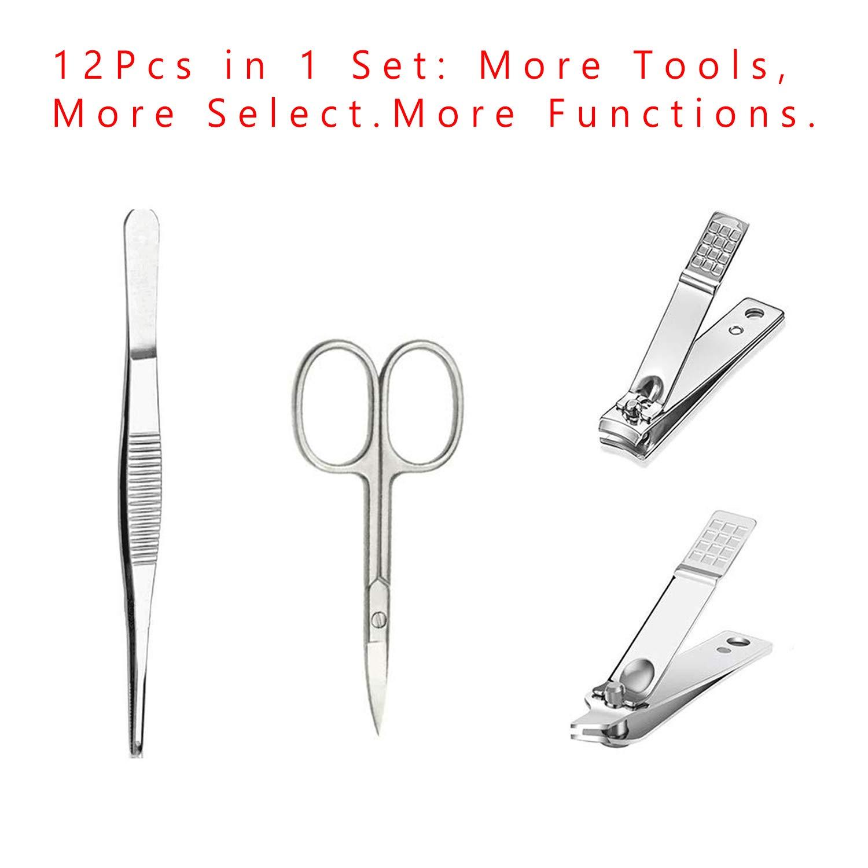 12PCS Ingrown Toenail Tool Ingrown Toenail Treatment Pedicure Tools,Ingrown Toenail Tool Kit Nail Clipper Set Pedicure Kit Ingrown Toenail Pedicure Tool By JTIEO…: Beauty