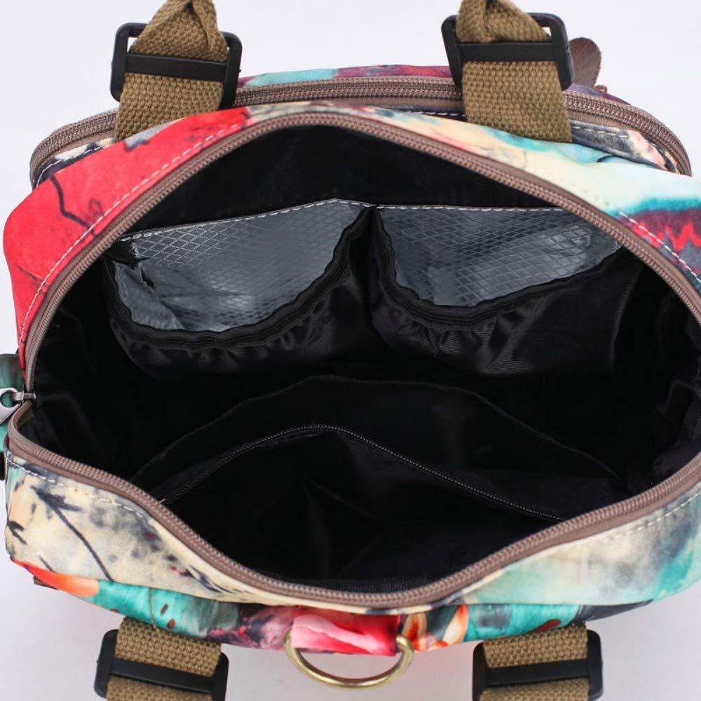RWQVY Mode Frauen Frauen Frauen Mini Messenger Bags Weibliche Handtaschen Frauen Schulter Crossbody Tasche   Haupt Blaumen Druckt Tasche B07Q26MTJ3 Umhngetaschen Zu einem niedrigeren Preis f669a0