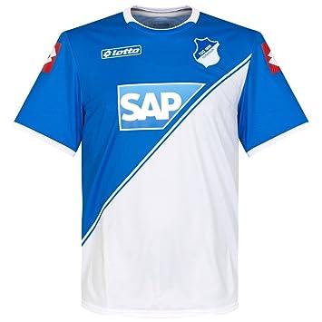 Lotto Kurzarm-Shirt Jersey Home Hoff 14 - Camiseta de fútbol, color, talla