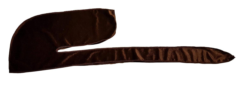 Knubian Premium Brown Velvet Do-Rag #KnuVe1.2