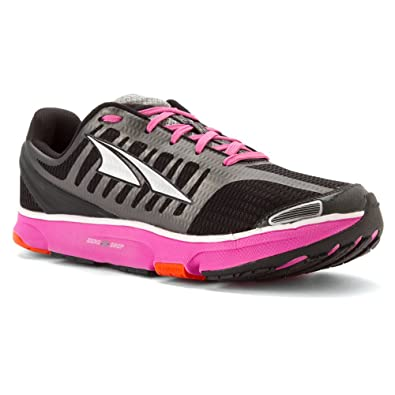 Altra Provision 2.0 Zero Drop Women Trail Running Fitness Shoes 8.5 Black Pink