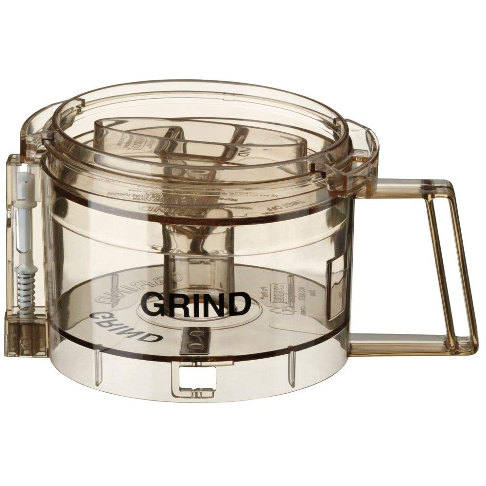 Waring Commercial WCG506TX Pro Prep Commercial Chopper Grinder Grinding Bowl and Cover, 3/4-Quart