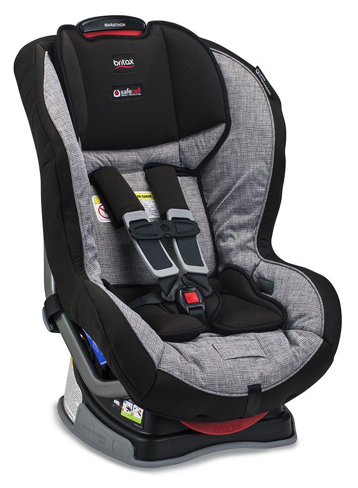 Amazon.com : Britax Marathon G4.1 Convertible Car Seat, Gridline : Baby