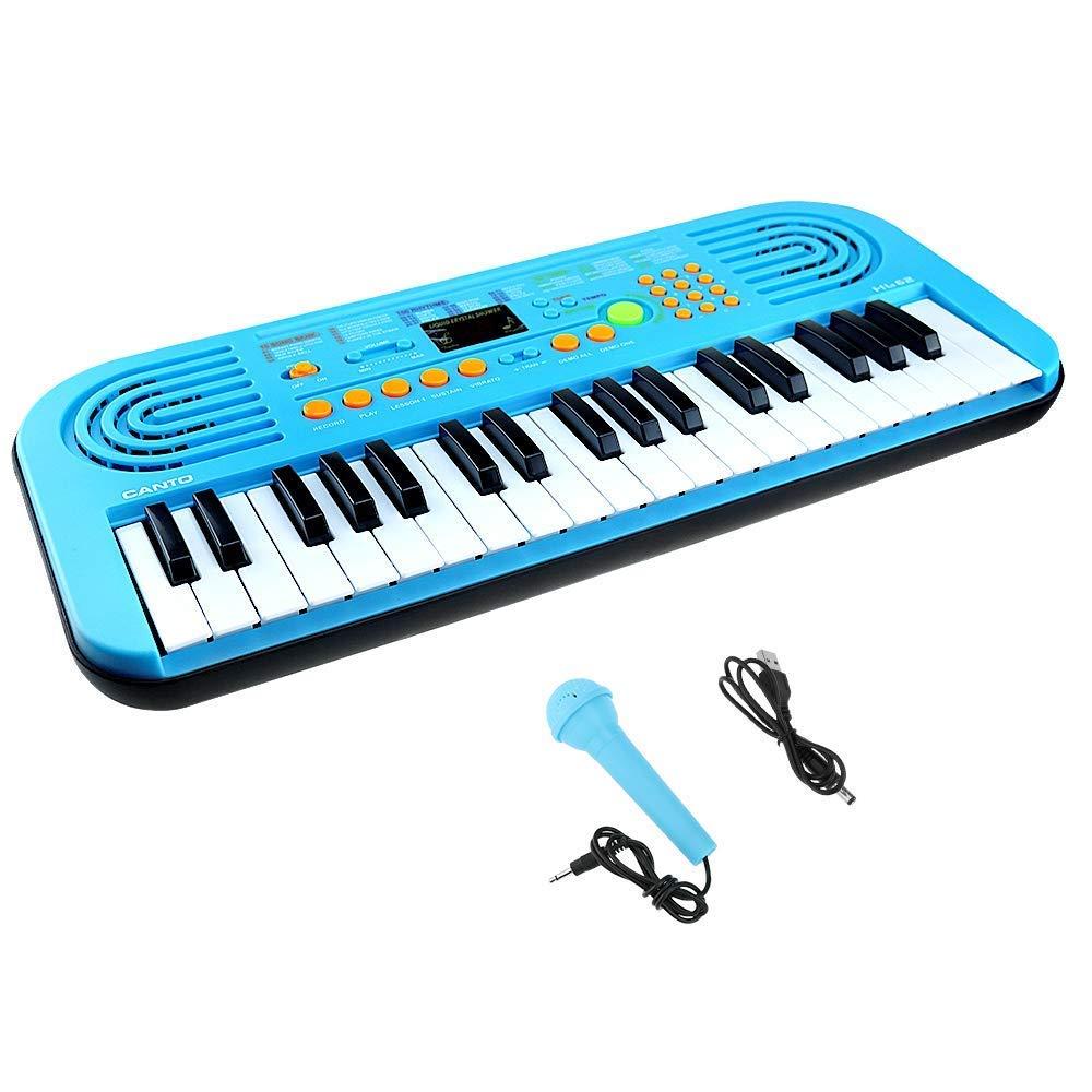 M SANMERSEN portable piano