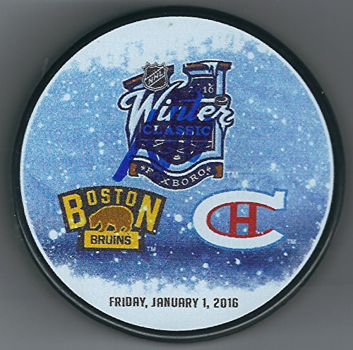 autographed-torey-krug-boston-bruins-2016-winter-classic-puck-w-coa