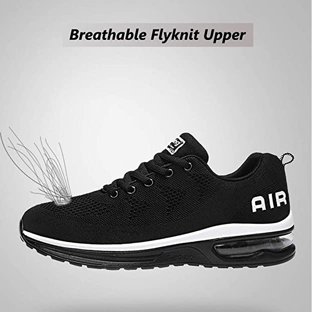 Amazon.com | MARITONY Running Shoes Men, Casual Slip on Fashion Sneakers Mens Shoes, Stylish Walking Shoes Arch Support | Shoes