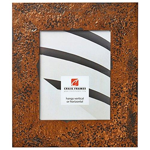 Craig Frames Hudson Picture Frame, 11 x 14 Inch, Bronze Stone