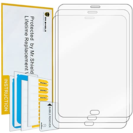 Mr Shield For Samsung Galaxy Tab S2 8.0 Inch Anti Glare [Matte] Screen Protector [3 PACK] Screen guards