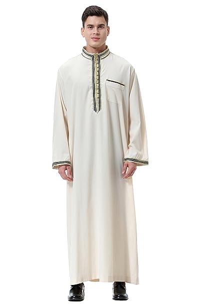 GladThink Hombres Musulmán árabe Medio Este Collar del ...