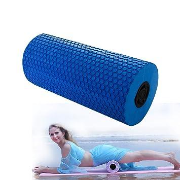 Yoga EléCtrica Eva - Rodillo De Espuma Vibrante - Pilates ...