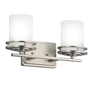 Kichler 5077NI Two Light Bath