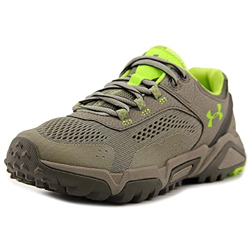 Under Armour Women's UA Glenrock Low Hiking Boots 11 STONELEIGH TAUPE