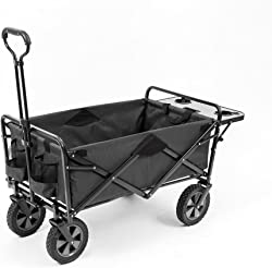 The Mac Sports Collapsible Outdoor Utility Wagon