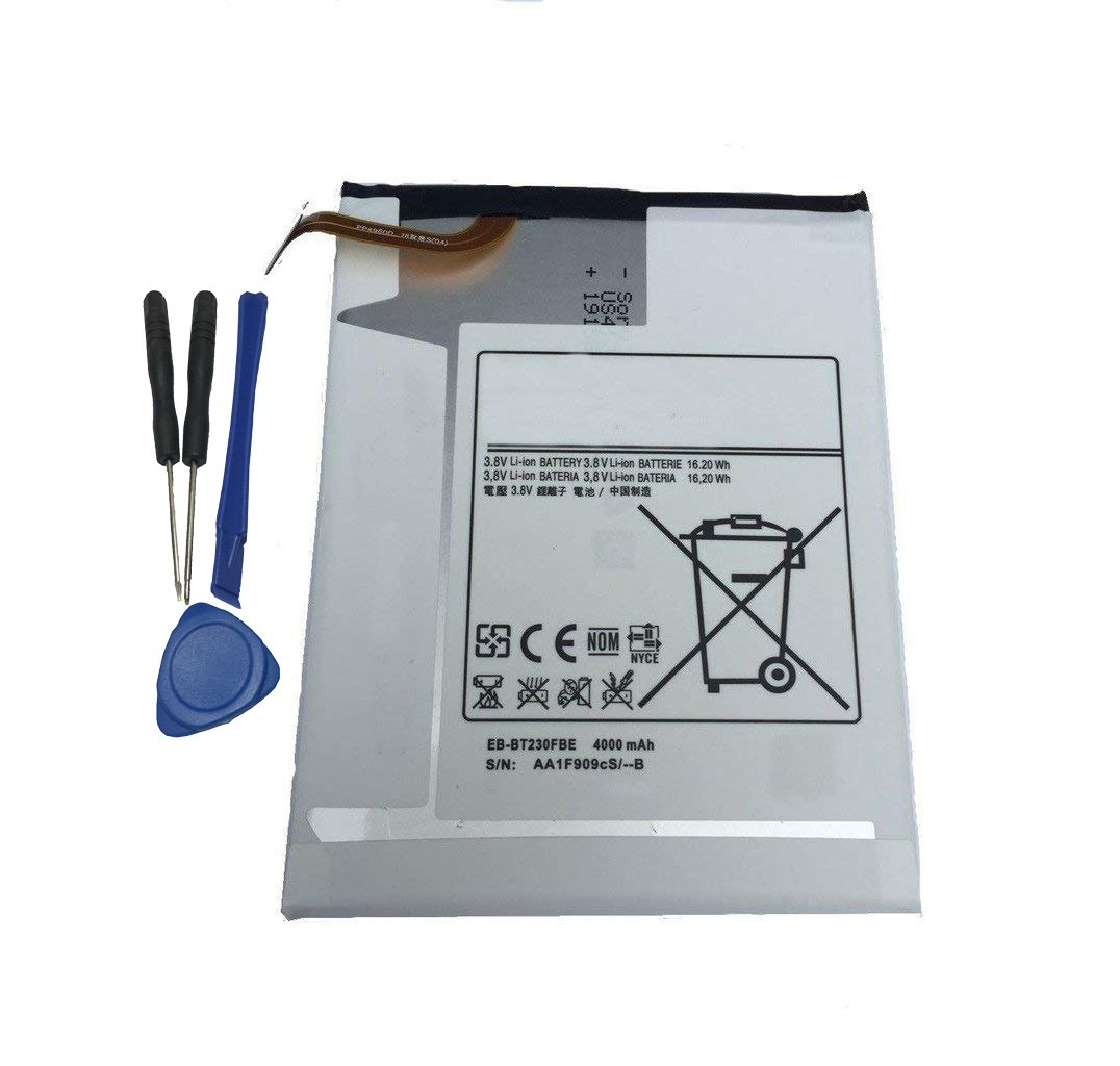Tesurty New Replacement EB-BT230FBE EB-BT230FBU for Samsung Galaxy Tab 4 7.0'' SM-T230NU Tablet SM-T230NT SM-T230NY