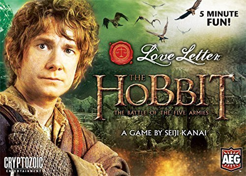 ラブレター ザ ホビット (紙箱) (Love Letter: The Hobbit) (Boxed Edition) [並行輸入品] カードゲーム B00ZL2AXV8