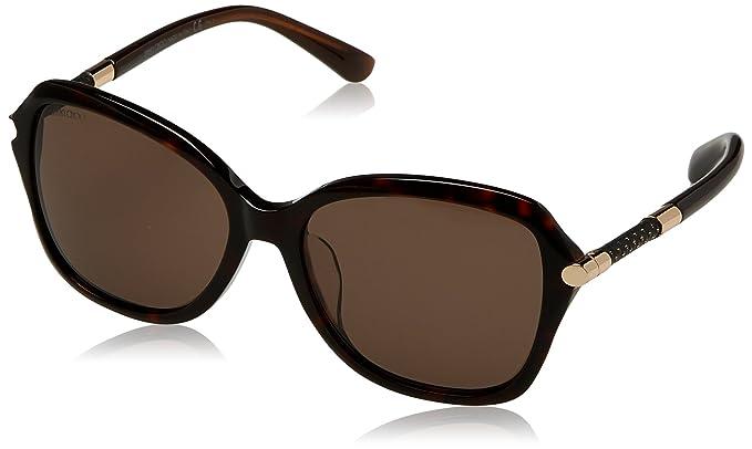 Jimmy Choo GIORGY/F/S EJ T2Y 57, Gafas de sol para Mujer ...