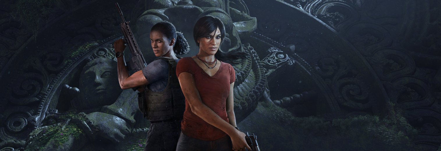 Amazon com: Uncharted: The Lost Legacy - PlayStation 4: Sony