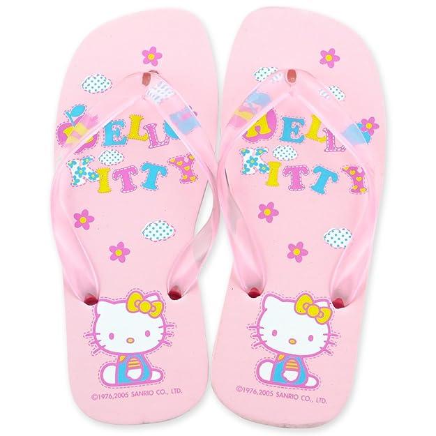 3c5dea68b Amazon.com: Hello Kitty Flip Flops: Shoes