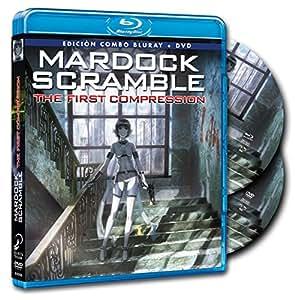 Mardock Scramble (BD + DVD) [Blu-ray]