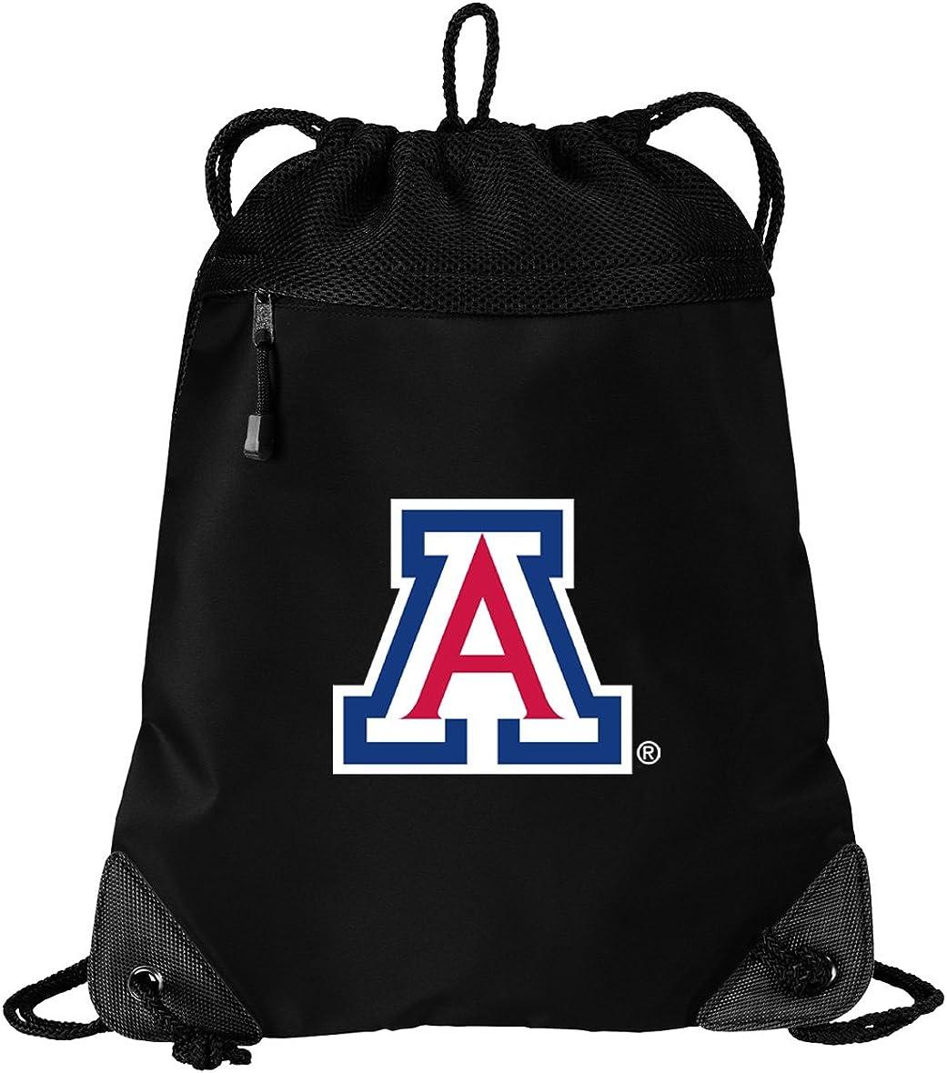 Broad Bay University of Houston Drawstring Bag UH Cinch Pack Backpack Unique MESH /& Microfiber