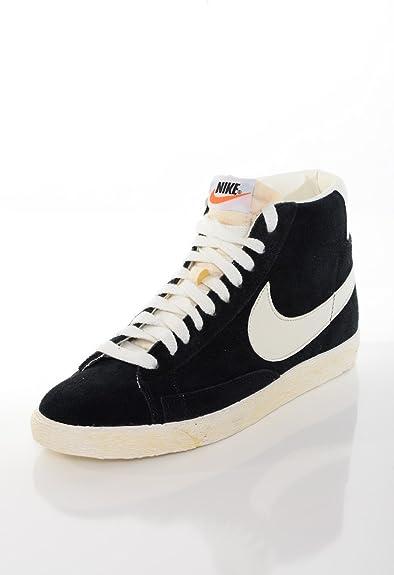 Nike - Basket Femme Blazer High Vintage Noire