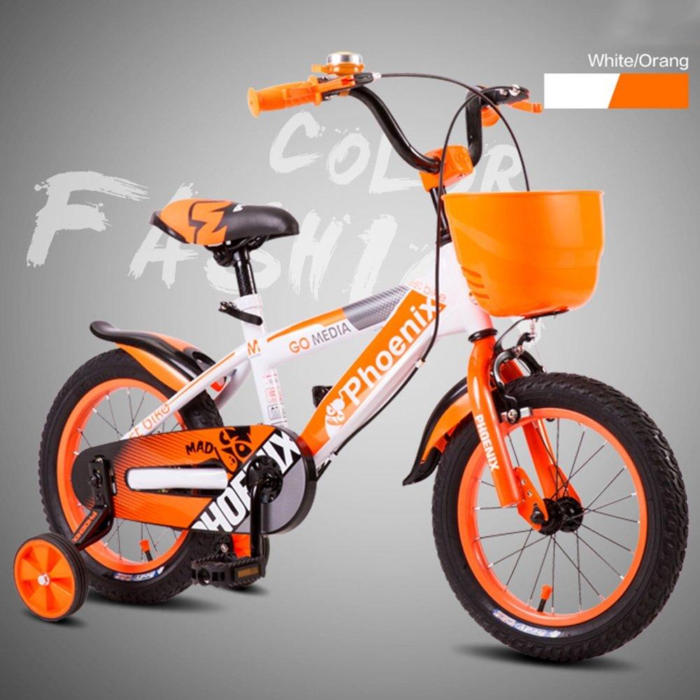 XQ TL-127子供用自転車3-13歳の少年少女高炭素スチールキッズ自転車安定した快適なピアノ塗料 子ども用自転車 ( サイズ さいず : Length-115cm ) B07C3GTYMH Length-115cm Length-115cm