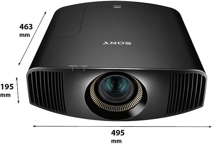 Sony VPL-VW360ES/B: Amazon.es: Electrónica