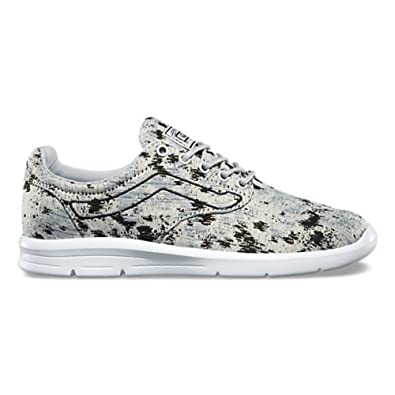 ab49a24f001 Amazon.com | Vans Iso 1.5 Womens Size 7 Italian Weave Abstract MrCp Running  Fashion Shoes | Road Running