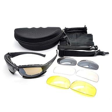 Amazon.com: Gafas de sol polarizadas del ejército, gafas de ...