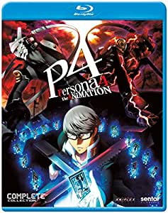Persona 4 the Animation: Complete Collection [Blu-ray]