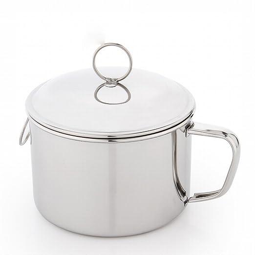 MJK Utensilios de Cocina para el Hogar, Tazón de Acero ...
