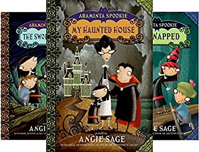 Araminta Spookie 1 My Haunted House Kindle Edition By border=