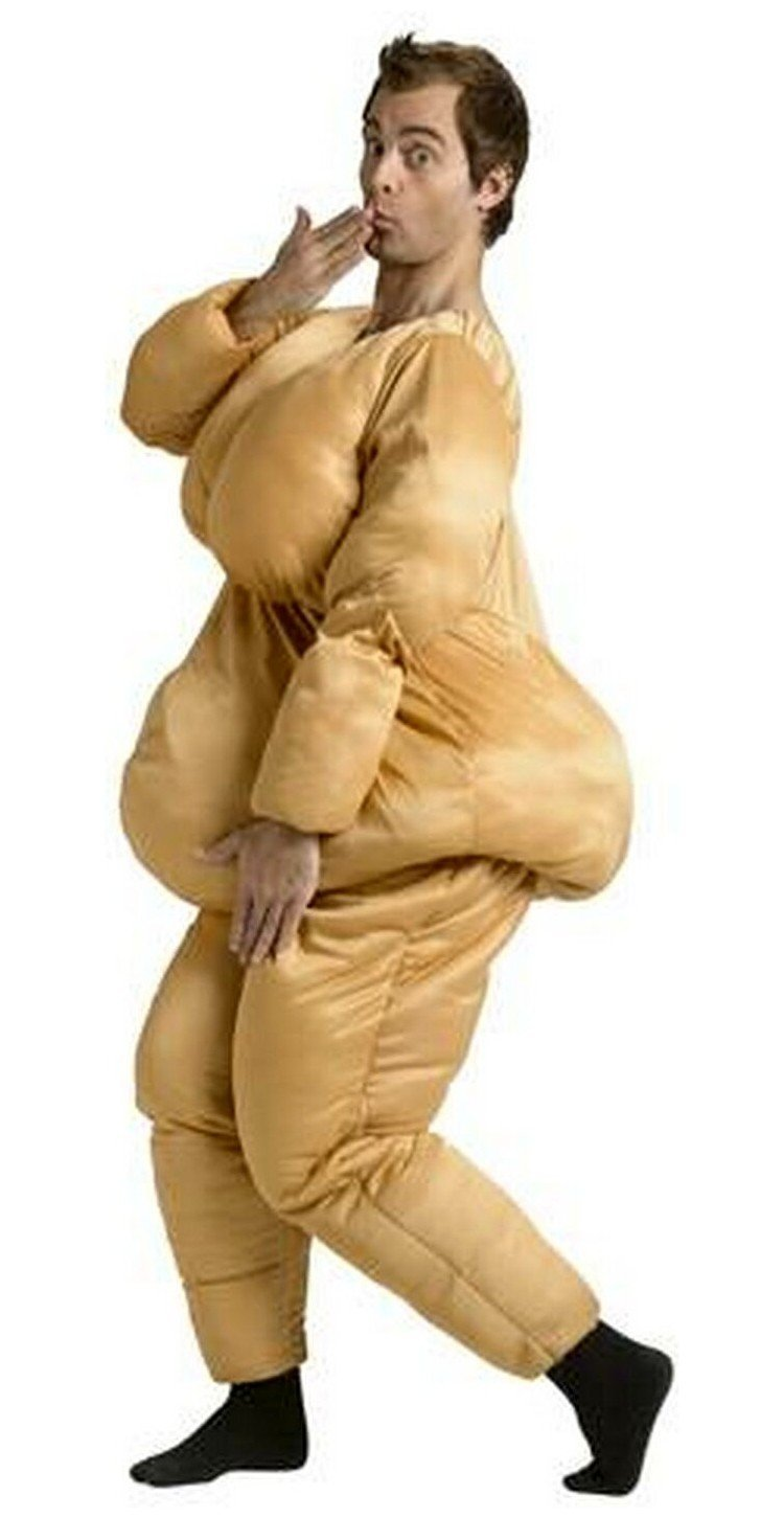 Fat Suit Adult Costume - Standard by Fun World
