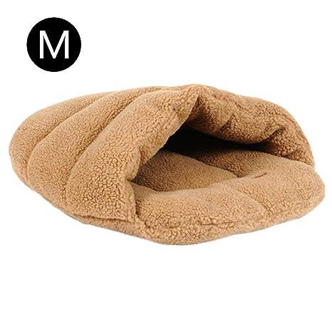 Saco de Dormir para Mascotas,Casa de Mascotas Sofa,cómodo y Suave Fácil de