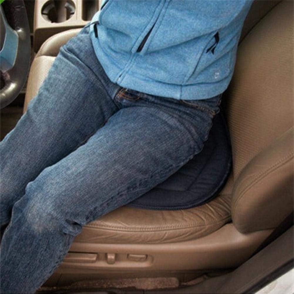 f/ür einfacheres Aufstehen aus dem Auto oder vom Stuhl Trusted Ausstiegshilfe f/ür Auto Autositzkissen Wintesty Drehkissen Drehsitz f/ür Senioren
