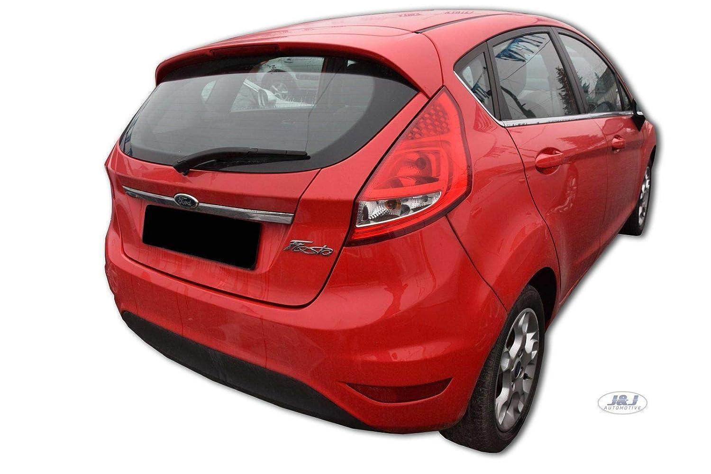 Tapis DE Coffre Caoutchouc Premium Compatible avec Fiesta 3//5 Porte 2008-2017 J/&J AUTOMOTIVE