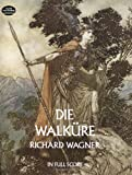 img - for Die Walkure in Full Score book / textbook / text book