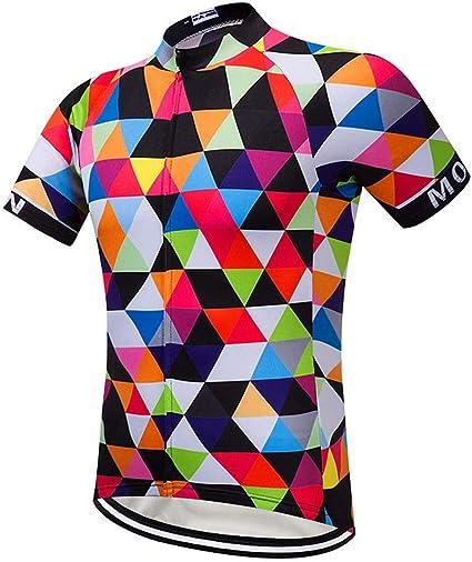 jersey Camisetas De Ciclismo para Hombres para Ciclismo Al ...