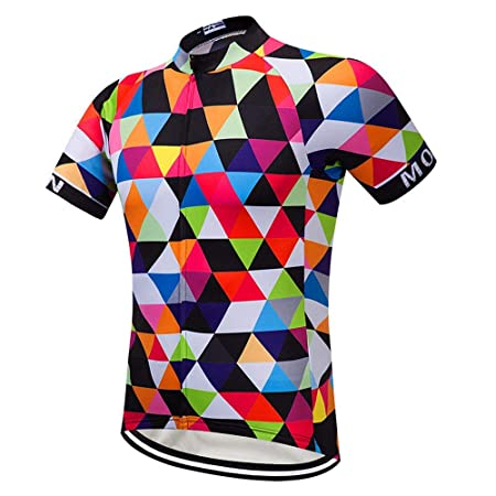 jersey Camisetas De Ciclismo para Hombres para Ciclismo Al Aire ...