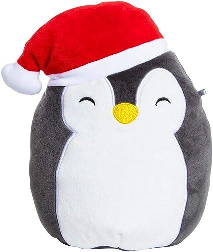 Super Soft Plush Toy Animal Pillow Pal Buddy Holiday Stocking Stuffer Squishmallow Kellytoy Christmas Squad 8 Inch Brooke The Polar Bear