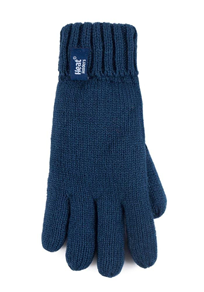 Kids Boys Girls Heat Holders Thermal Tog Rated Winter Warm Hat /& Gloves//Mittens Matching Set
