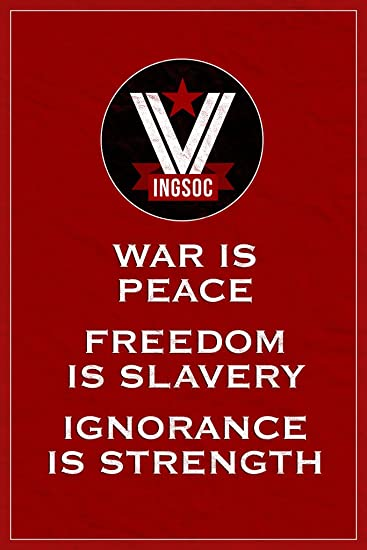 War Is Peace | www.pixshark.com - Images Galleries With A ... War Is Peace Freedom Is Slavery Ignorance Is Strength