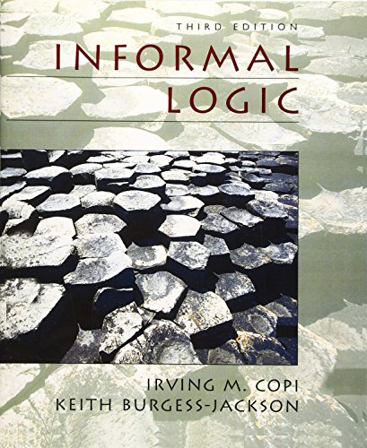 Informal Logic (3rd Edition)