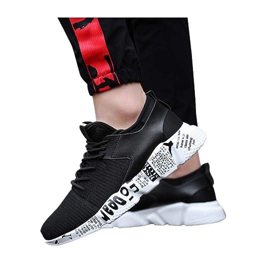 c4ec36ce114e8 Women's & Men Sneakers Mesh Outdoor Sport Walking Running Shoes Breathable  Lightweight Athletic