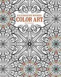 Kaleidoscope Wonders: Color Art for Everyone